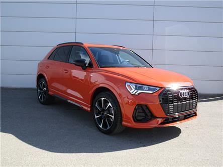 2021 Audi Q3 45 Progressiv (Stk: 210198) in Regina - Image 1 of 22