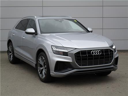 2019 Audi Q8 55 Technik (Stk: 2100821) in Regina - Image 1 of 22