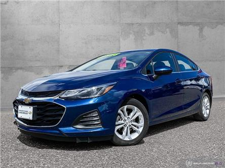 2019 Chevrolet Cruze LT (Stk: 21131A) in Quesnel - Image 1 of 25