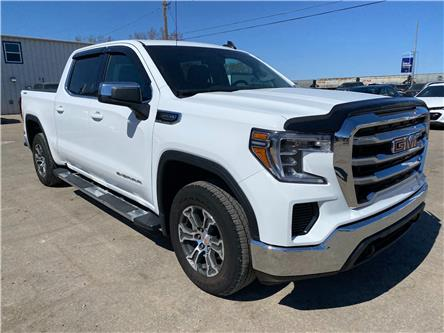 2019 GMC Sierra 1500 SLE (Stk: 21U138) in Wilkie - Image 1 of 22