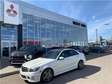 2011 Mercedes-Benz C-Class Base (Stk: 4725) in Edmonton - Image 1 of 24