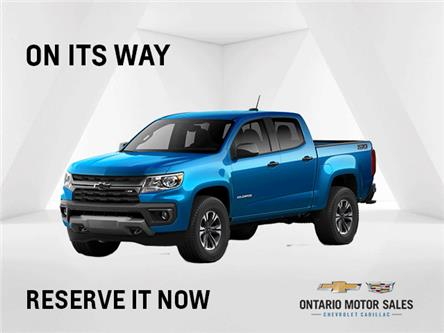 2021 Chevrolet Colorado WT (Stk: F-ZJBFD3) in Oshawa - Image 1 of 6