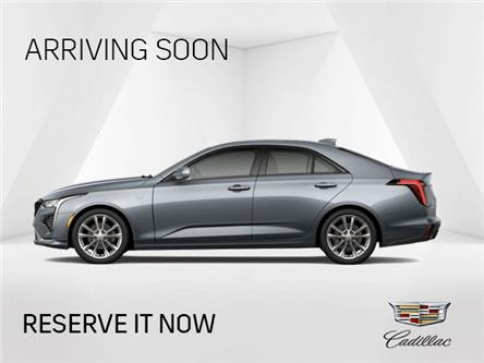 2021 Cadillac CT4 V-Series (Stk: F-ZCCH11) in Oshawa - Image 1 of 5