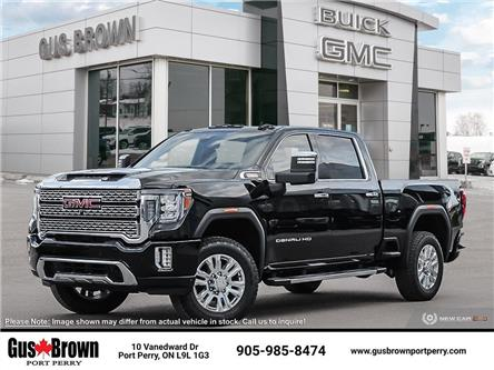 2021 GMC Sierra 2500HD Denali (Stk: F256314) in PORT PERRY - Image 1 of 23