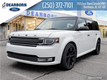 2019 Ford Flex Limited (Stk: TM152A) in Kamloops - Image 1 of 26