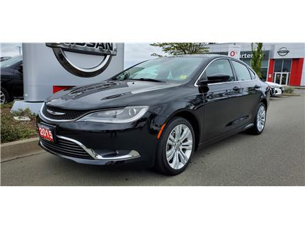 2015 Chrysler 200 Limited (Stk: R2108A) in Courtenay - Image 1 of 9