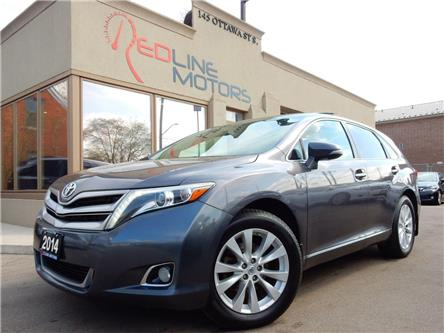 2014 Toyota Venza Base (Stk: 4T3BA3) in Kitchener - Image 1 of 25