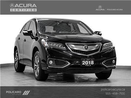 2018 Acura RDX Elite (Stk: 802614T) in Brampton - Image 1 of 24