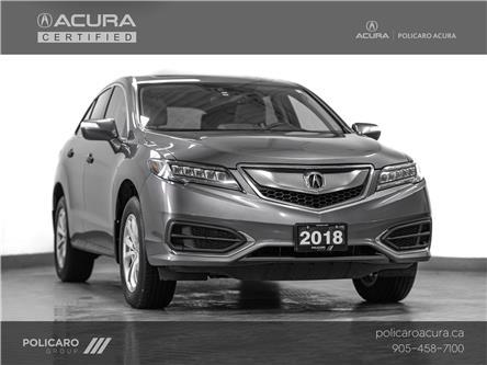 2018 Acura RDX Tech (Stk: 806181P) in Brampton - Image 1 of 26