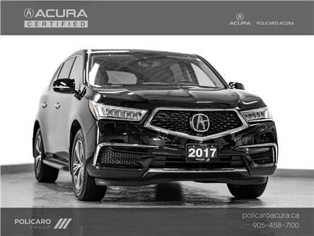 2017 Acura MDX Base (Stk: 504785T) in Brampton - Image 1 of 22
