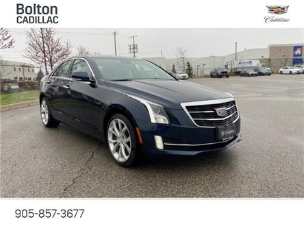 2017 Cadillac ATS 3.6L Premium Luxury (Stk: 1511P) in Bolton - Image 1 of 19
