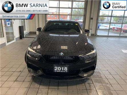 2018 BMW 440i xDrive (Stk: BU884) in Sarnia - Image 1 of 10