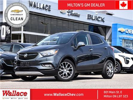 2018 Buick Encore FWD, Sport Touring, REMOTE SRT, BACK UP CAM, (Stk: PL5375) in Milton - Image 1 of 22