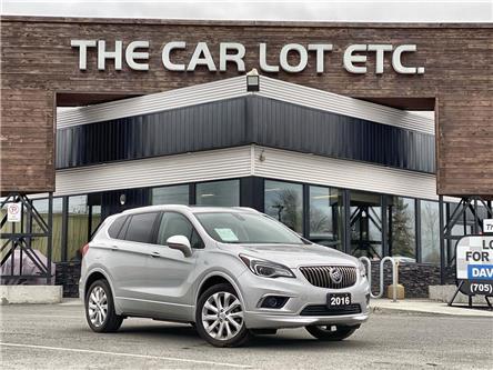 2016 Buick Envision Premium I (Stk: 20633) in Sudbury - Image 1 of 27