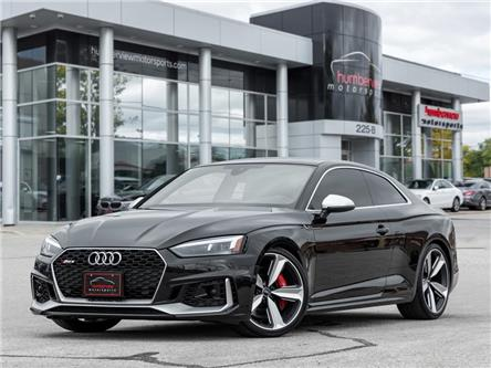 2018 Audi RS 5 2.9 (Stk: 21HMS495) in Mississauga - Image 1 of 30