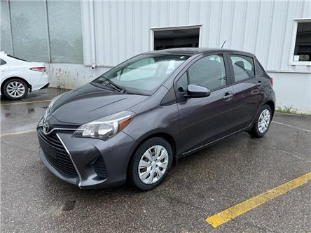 2016 Toyota Yaris  (Stk: U13621) in Goderich - Image 1 of 16