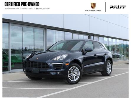 2018 Porsche Macan S (Stk: U9595) in Vaughan - Image 1 of 30