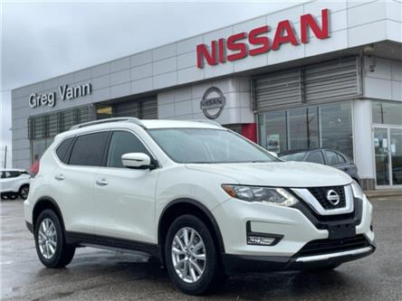 2017 Nissan Rogue SV (Stk: P2804) in Cambridge - Image 1 of 27