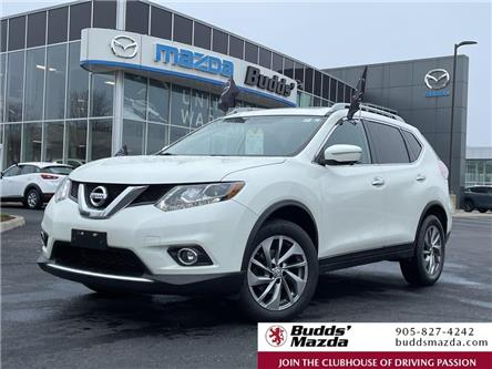 2015 Nissan Rogue SL (Stk: 17357A) in Oakville - Image 1 of 21