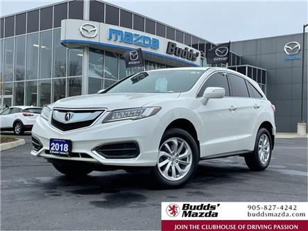 2018 Acura RDX Tech (Stk: 17363A) in Oakville - Image 1 of 22