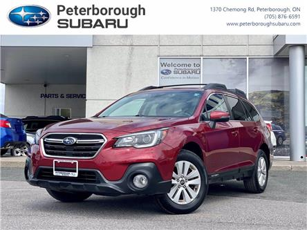 2018 Subaru Outback 2.5i Touring (Stk: SP0429) in Peterborough - Image 1 of 30