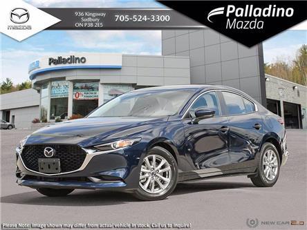 2021 Mazda Mazda3 GS (Stk: 7972) in Greater Sudbury - Image 1 of 23