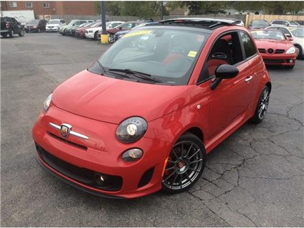 2017 Fiat 500 Abarth (Stk: A9483) in Sarnia - Image 1 of 30