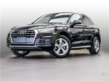 2018 Audi Q5 2.0T Progressiv (Stk: P4370) in Toronto - Image 1 of 28