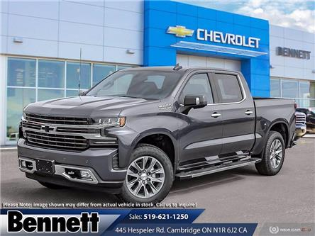 2021 Chevrolet Silverado 1500 High Country (Stk: D210639) in Cambridge - Image 1 of 22