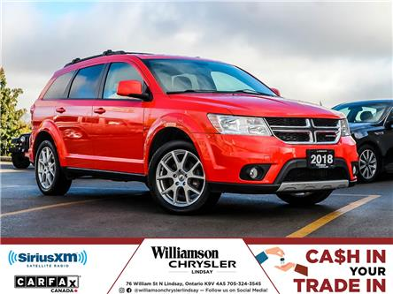 2018 Dodge Journey SXT (Stk: U1124) in Lindsay - Image 1 of 30