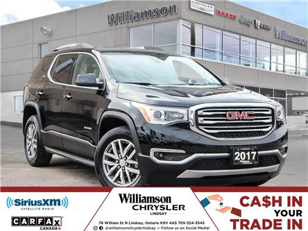2017 GMC Acadia SLE-2 (Stk: U1223) in Lindsay - Image 1 of 29
