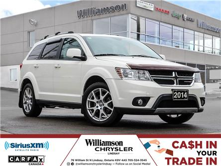2014 Dodge Journey SXT (Stk: U1238) in Lindsay - Image 1 of 24