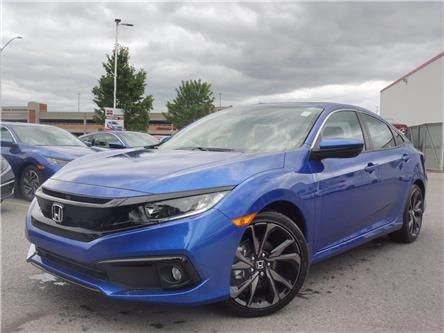 2020 Honda Civic Sport (Stk: 17-20-0532) in Ottawa - Image 1 of 25
