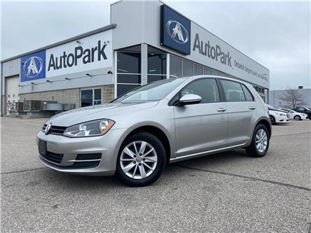 2016 Volkswagen Golf 1.8 TSI Trendline (Stk: 16-16325JB) in Barrie - Image 1 of 25