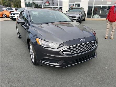 2017 Ford Fusion SE (Stk: 21083A) in Hebbville - Image 1 of 24