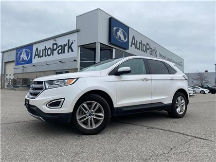 2017 Ford Edge SEL (Stk: 17-32634JB) in Barrie - Image 1 of 29