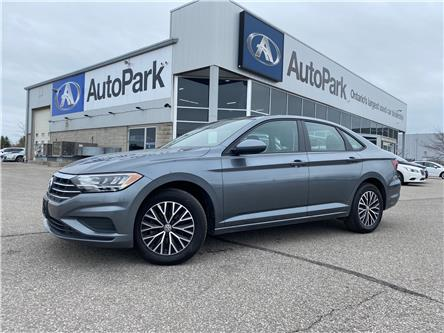 2020 Volkswagen Jetta Highline (Stk: 20-77321RJB) in Barrie - Image 1 of 27