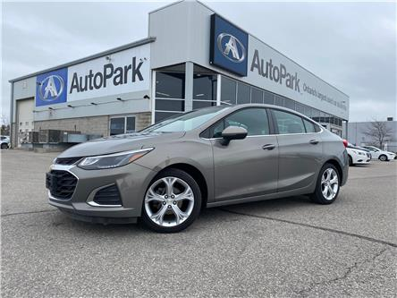 2019 Chevrolet Cruze Premier (Stk: 19-05829T) in Barrie - Image 1 of 24
