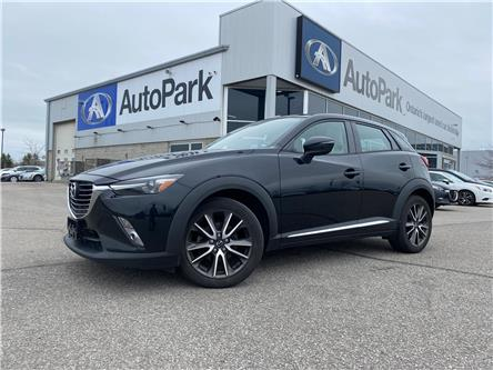 2016 Mazda CX-3 GT (Stk: 16-33094JB) in Barrie - Image 1 of 28