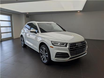 2018 Audi SQ5 3.0T Technik (Stk: L10167) in Oakville - Image 1 of 18