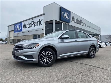 2020 Volkswagen Jetta Highline (Stk: 20-03617RJB) in Barrie - Image 1 of 24