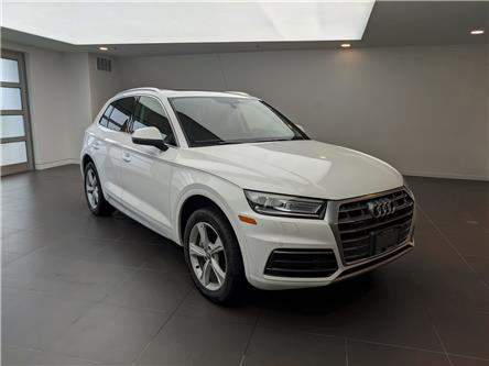 2018 Audi Q5 2.0T Progressiv (Stk: L10169) in Oakville - Image 1 of 18