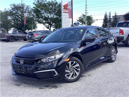 2021 Honda Civic EX (Stk: 11-21259) in Barrie - Image 1 of 22