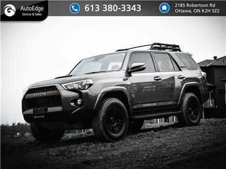 2020 Toyota 4Runner Base (Stk: A0613) in Ottawa - Image 1 of 28