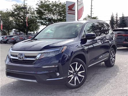 2021 Honda Pilot Touring 7P (Stk: 11-21273) in Barrie - Image 1 of 24