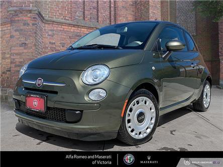 2013 Fiat 500 Pop (Stk: 905380) in Victoria - Image 1 of 25