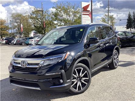 2021 Honda Pilot Touring 8P (Stk: 11-21421) in Barrie - Image 1 of 25