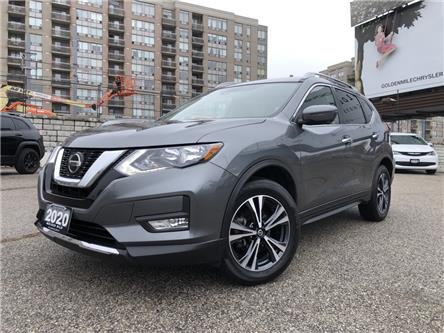 2020 Nissan Rogue S (Stk: P5334) in North York - Image 1 of 30