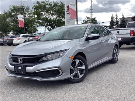 2021 Honda Civic LX (Stk: 11-21440) in Barrie - Image 1 of 22