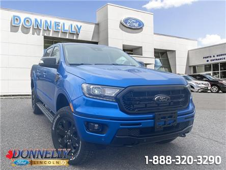 2021 Ford Ranger Lariat (Stk: DV515) in Ottawa - Image 1 of 28